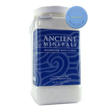 Buy Ancient Minerals Magnesium Flakes 2950g