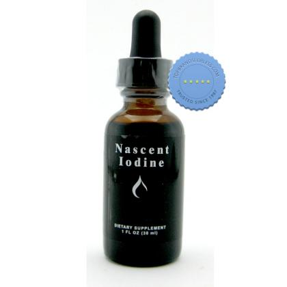 Buy nascent iodine drops 25ml w s -