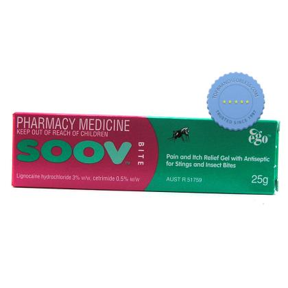 Buy Ego Soov Bite Gel 25g -