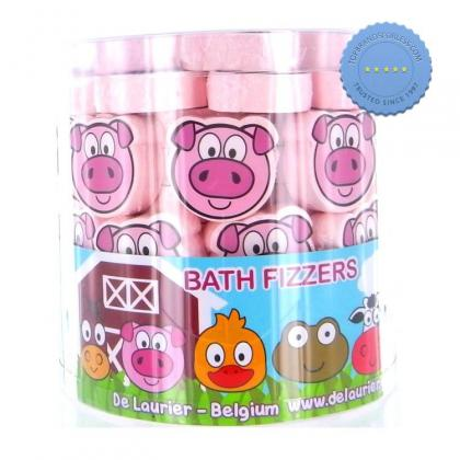 Buy isabelle laurier bath fizzer pig 20g - Prompt Dispatch