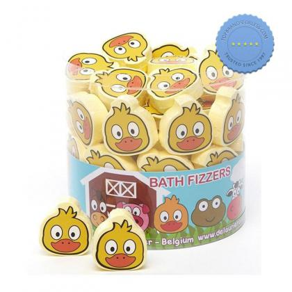 Buy isabelle laurier bath fizzer duck 20g - Prompt Dispatch