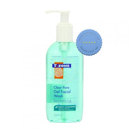 Buy t zone gel facial wash 200ml - Prompt Dispatch