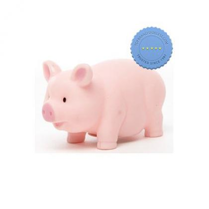 Buy isabelle laurier light up toy pig - Prompt Dispatch