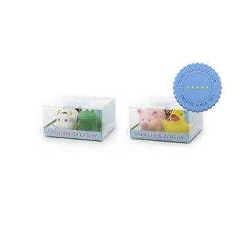Buy isabelle laurier bath set 2 animal light - Prompt Dispatch