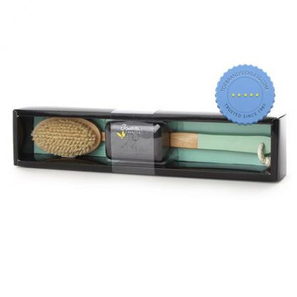 Buy isabelle laurier mr mint brush and soap - Prompt Dispatch