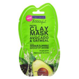 Buy Freemans Mask Avocado Oatmeal Sachet -