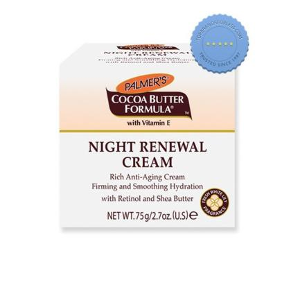 Palmers Cocoa Butter Night Renewal Cream 75g