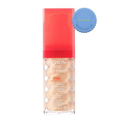 Buy revlon age defying foundation dna honey beige -