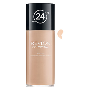 revlon colorstay foundation for combination to oily skin 180 sand beige -