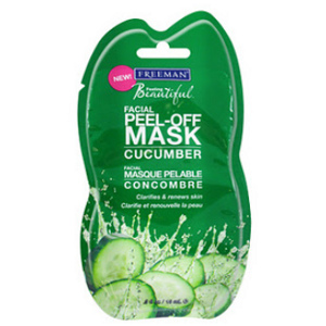 Buy Freemans Mask Peel Off Cucumber Sachet -