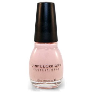 Buy SINFUL COLORS cream nail enamel easy going -