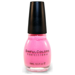 Buy SINFUL COLORS cream nail enamel pink forever -