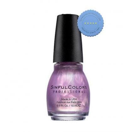 Buy SINFUL COLORS pearl nail enamel bali mist -