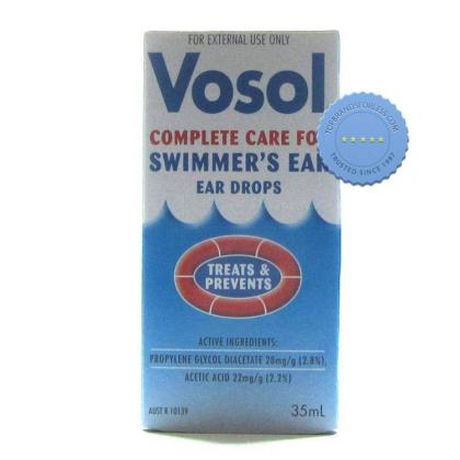 Buy Vosol Ear Drops 35ml