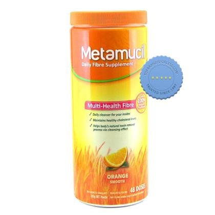 Metamucil Smooth Orange 283g -