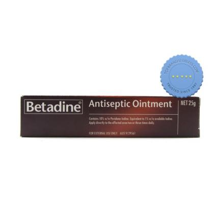 Buy Betadine Ointment 25g -