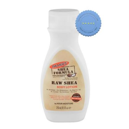 Buy Palmers Shea Formula Raw Shea Body Lotion 250ml - Prompt Dispatch