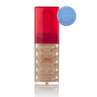Buy REVLON found age defying early tan -