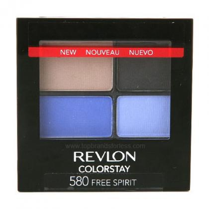 Buy revlon colorstay eyeshadow quad free spirit -