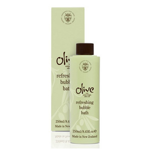Buy simunovich olive baby bubble bath 250ml -
