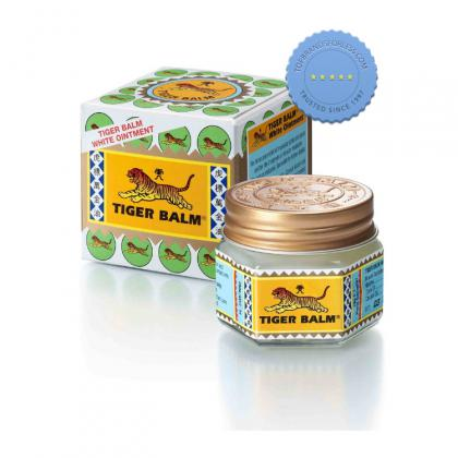 Buy Tiger Balm Ointment White 18g -