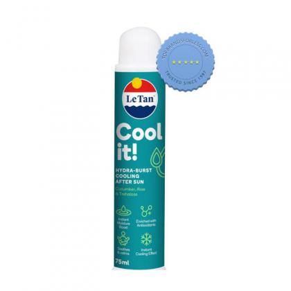 Buy Le Tan Cool It Hydra Burst Cooling After Sun 75ml - Prompt Dispatch