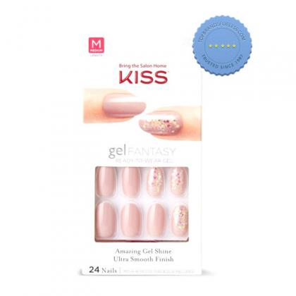 Buy kiss gel fantasy faux real 28s - Prompt Dispatch