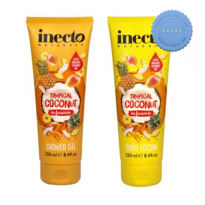 Buy inecto box set tropical 2x250ml - Prompt Dispatch