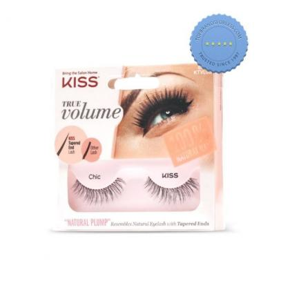 Buy Kiss True Volume Tapered End Lashes Chic - Prompt Dispatch