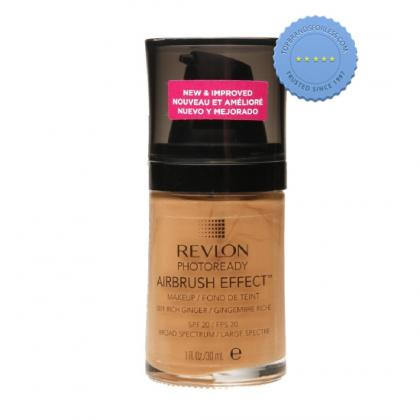 Buy revlon photoready airbrush effect make up rich ginger