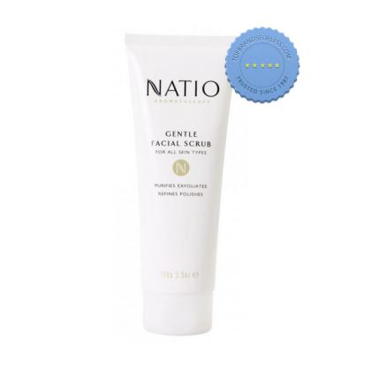Buy natio face gentle facial scrub -