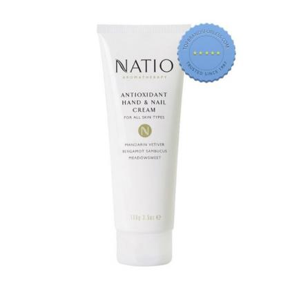 Buy Natio Hand and Nail Cream 100g -