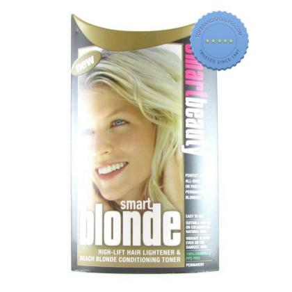 Smart Blonde High Lift Hair Lightener Bleach Blonde