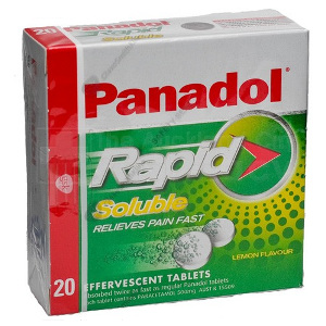 Buy panadol rapid soluble 20 - Prompt Dispatch