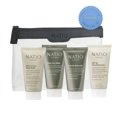 Buy Natio For Men Travel Set - Prompt Dispatch