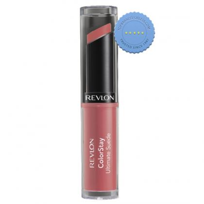 Buy Revlon ColorStay Ultimate Suede Lipstick Ingenue - Prompt Dispatch