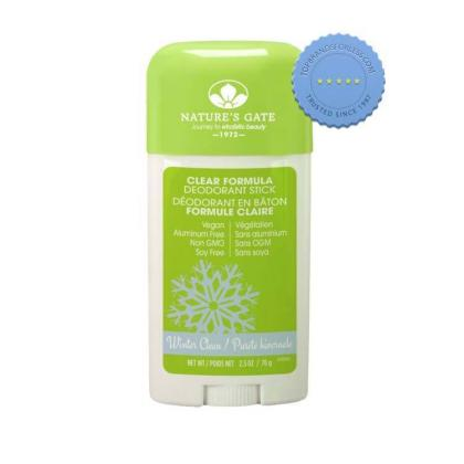 Buy Natures Gate Deodorant Winter Clean 70g Stick