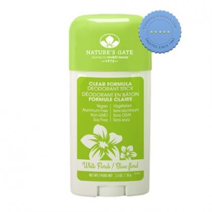 Buy nature gate deo sitck white flower 70g - Prompt Dispatch