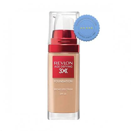 Buy Revlon Age Defying 3x Foundation Bare Buff - Prompt Dispatch
