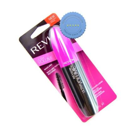 Buy Revlon Ultra Volume Waterproof Mascara Blackest Black