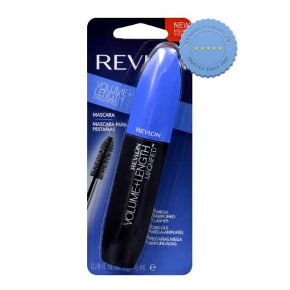 Buy Revlon Volume Plus Length Magnified Mascara Blackest Black -