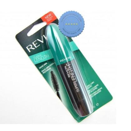 Buy Revlon Super Length Waterproof Mascara Blackest Black -