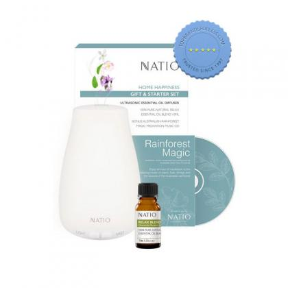 Buy Natio Home Happiness Calm Gift and Starter Kit - Prompt Dispatch