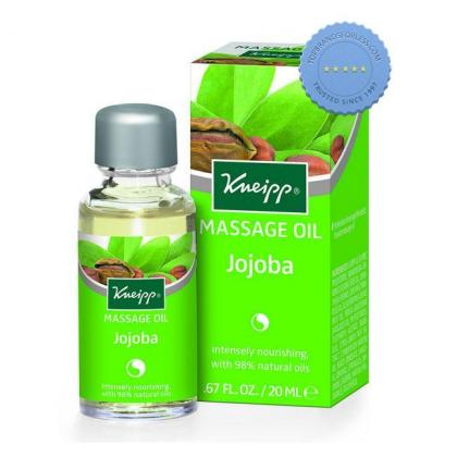 Buy Kniepp Massage Oil Jojoba 20ml online - Ships Fast
