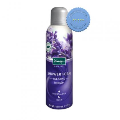 Buy kneipp shower foam relaxing 193g - Prompt Dispatch