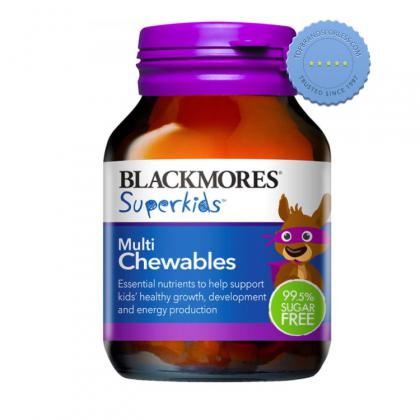 Buy Blackmores Superkids Multi Chewables 60 - Prompt Dispatch