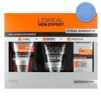 Buy LOreal Men Hydra Energetic Skin Care Routine - Prompt Dispatch
