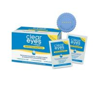 Buy Clear Eyes by Murine Gentle Cleansing Wipes x 30 -
