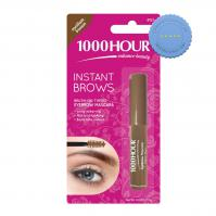 Buy 1000 Hour Instant Brows Mascara Medium Brown 6g - Prompt Dispatch