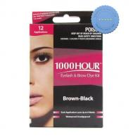 Buy 1000 Hour Eyelash and Brow Dye Black Brown